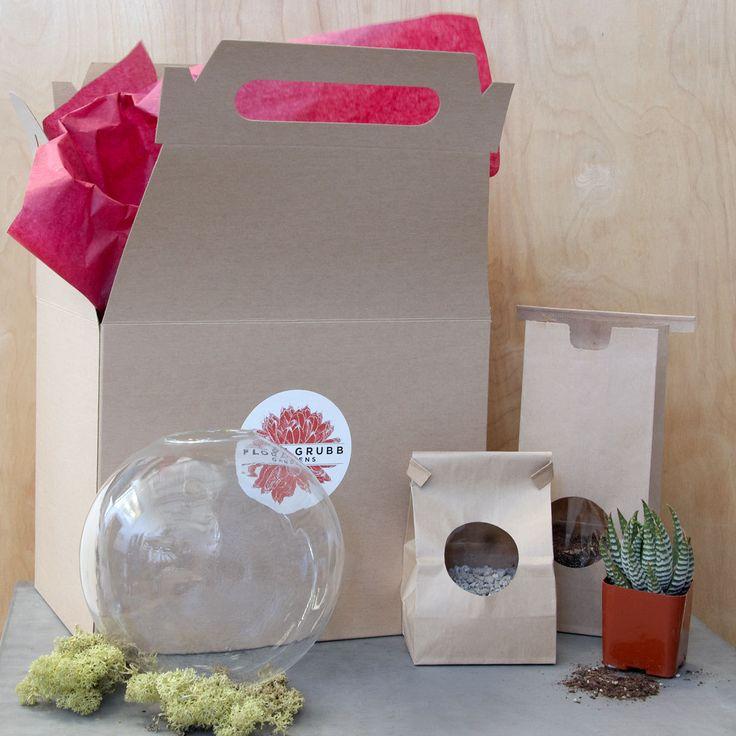 Web Shop - Flora Grubb Gardens - Wall Bubble Terrarium with Succulent, Planting Kit, $32.00 (http://shop.floragrubb.com/wall-bubble-terrarium-with-succulent-planting-kit/)