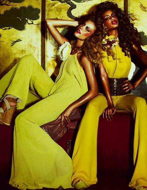 70's Disco Revival - Stunning Disco Elegance photographed by Andrew Yee (GALLERY)