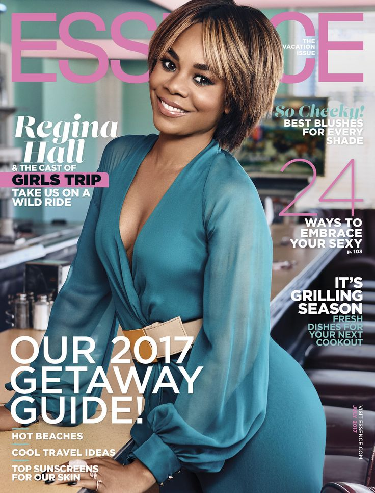 Girls Trip star Regina Hall on the July 2017 cover of ESSENCE | ESSENCE.COM