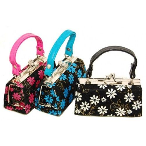 Charmant Set Of 3 Baby/Mini Purses