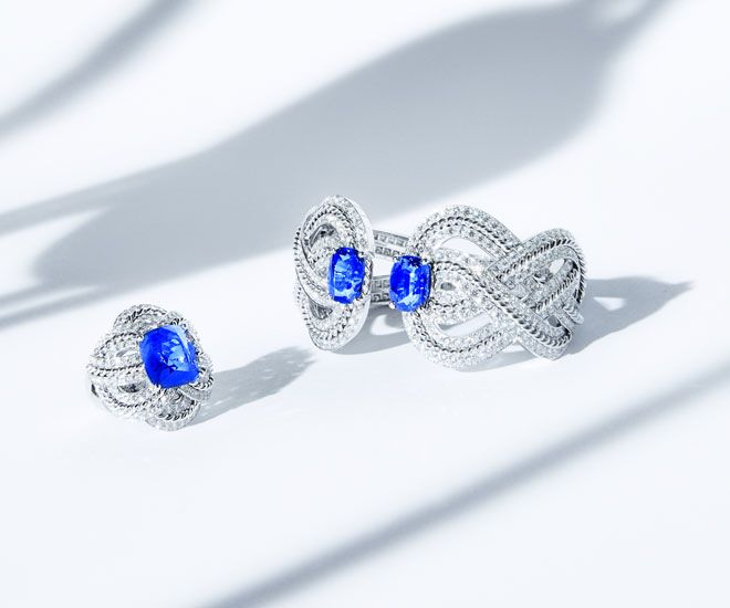 Chanel New High Jewelry Collection Inspired in Nautical Motifs | See more at http://designlimitededition.com/chanel-new-high-jewelry-collection-inspired-nautical-motifs/