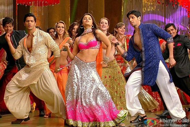hehehe...will dance on this song on ur wedding...btw i loved her lehenga too :)