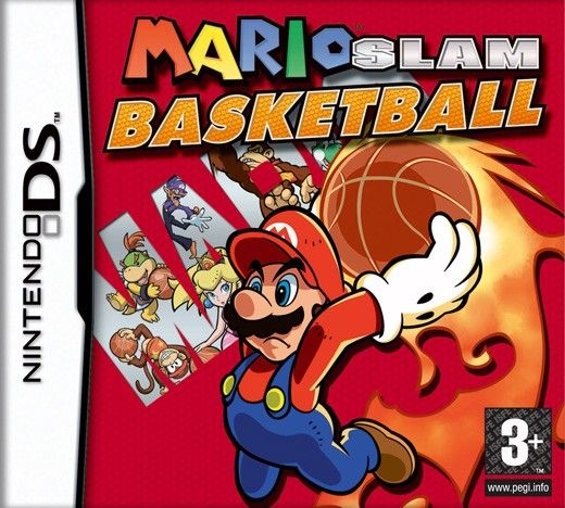 NDS Mario Slam Basketball