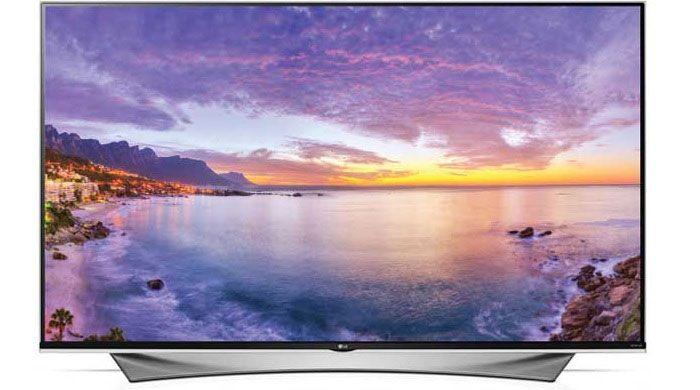 خرید تلویزیون LED هوشمند 4K ال جی مدل 55UF950 سایز 55