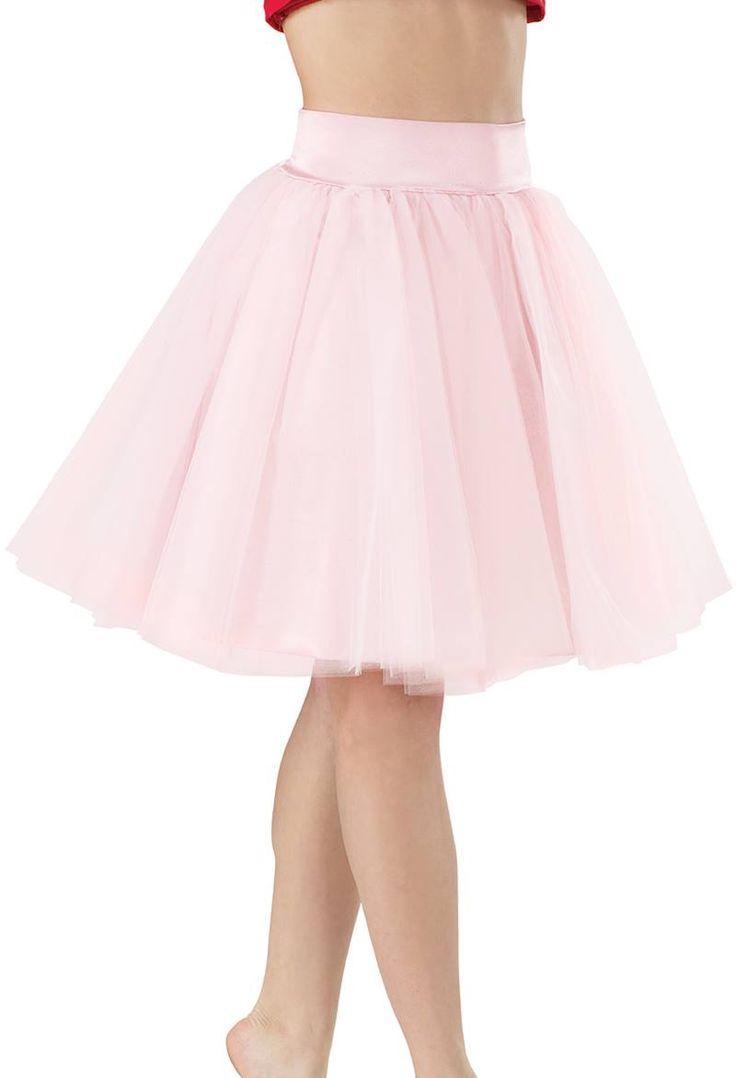 high waisted ballerina skirt balera activities
