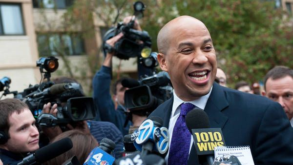 Victorious in Rocky Senate Bid, Booker Gets Job to Fit His Profile
