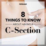 8 Posparto C-Sección Sorprende a la Mayoría de las Mujeres no Hablar de