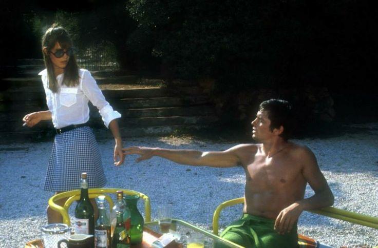 la piscine. 1969