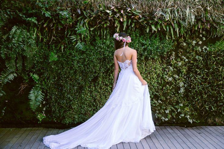 Dress: Julia Ferrandi Photo: Lad & Lass