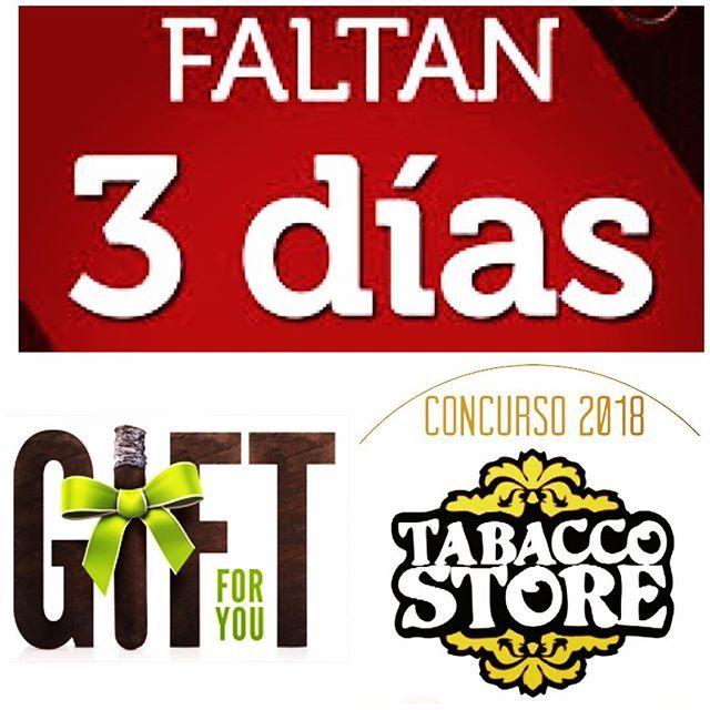 Quedan pocas horas para el sorteo de nuestro 2do #aniversario!!!! Aún estás a tiempo de obtener tu cupón al #concurso2018 de @tabacostore ......................................................................... Reglas de Participación:. Concurso #Caranavales2018 #tabacostore. Quieres una petaca de puros Made in Venezuela ? Luego de darle me gusta  a esta imagen #siguenoseninstagram #cuenta @tabacostore comenta tu marca/vitola de tabaco o habano de preferencia y etiqueta a #tres amigos…