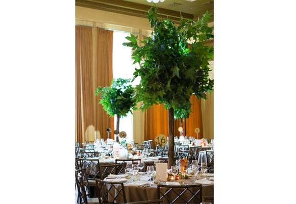 Tree Table centres