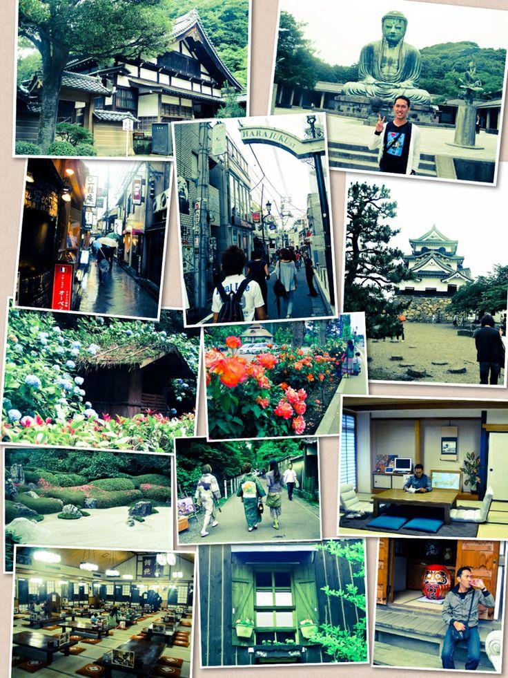 Japan Montase