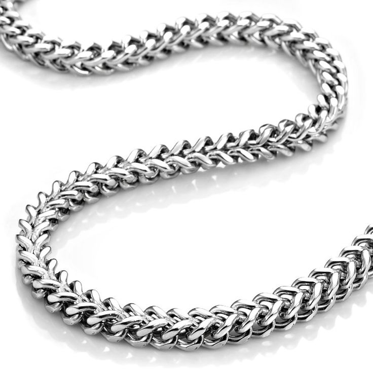 claw products boys sexy men lobster stainless necklace steel curb jewelry with sparkles chains clasp chain lobst