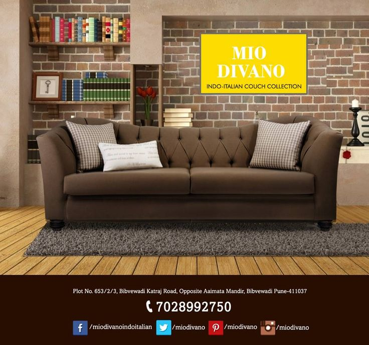 37 best Designer Sofas by Mio Divano - Pune images on Pinterest ...