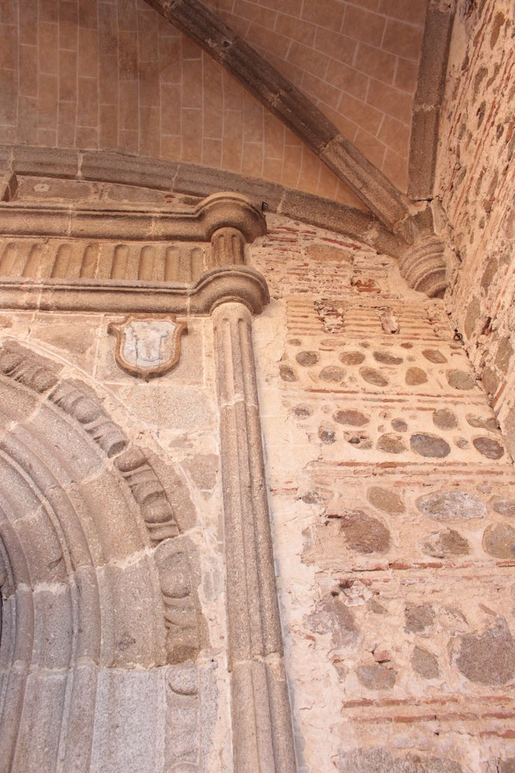 Iglesia del Salvador. Pórtico.