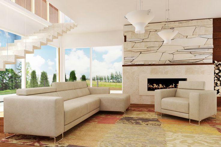 Kolekcja New Austin - Adriana Furniture. Dostępna w sklepie internetowym: http://www.adriana.com.pl/Kolekcja/Sofy