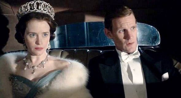 The Crown,' streaming Friday, is a jewel for Netflix | Tube Talk ...