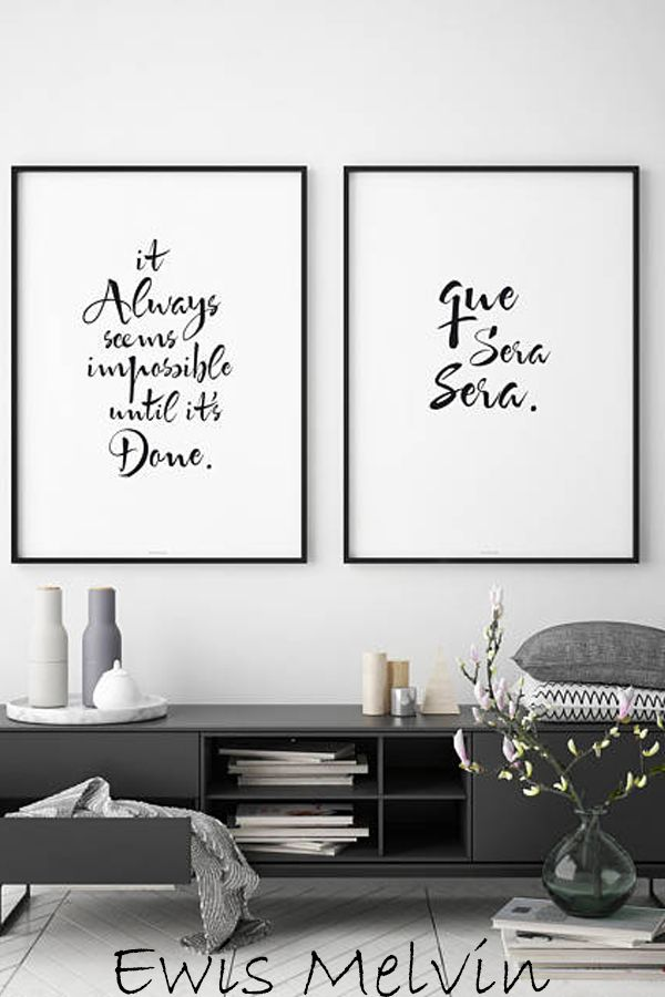 Good morning gorgeous Print birthday home gift A5 A4 A3 bedroom quote wall art