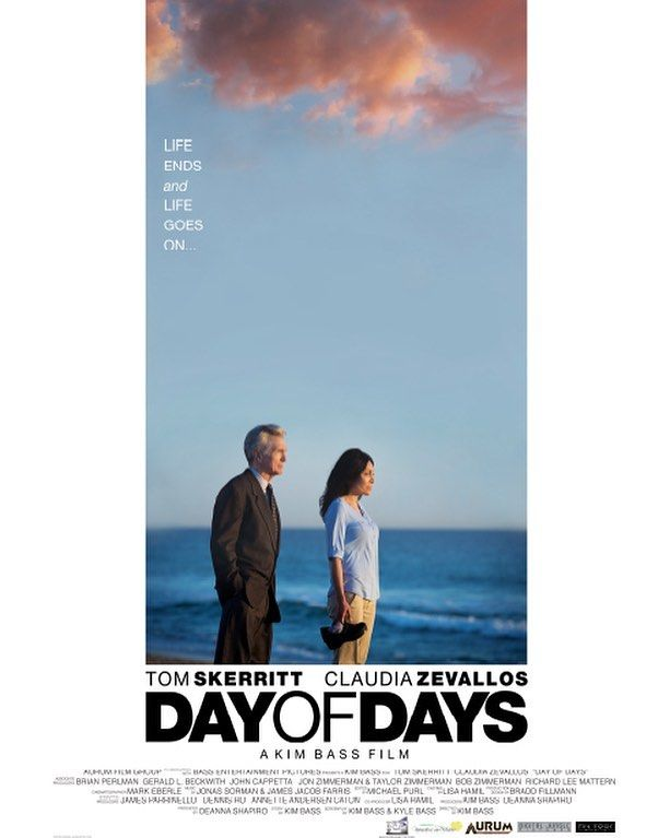 #Thisfunktional #Movie #News: #Congrats to #TomSkerritt and #CoStar #ClaudiaZevallos for Winnning #BestActorAwards for #Indie Film #DayOfDays at #WIFF #WorldPremiere in #Miami. DAY OF DAYS is an #Uplifting #Drama #Directed by #KimBass. More info coming soon to Thisfunktional.com. #MovieNews #Director #Actor #Actress #Award #IndieMovie http://ift.tt/1MRTm4L
