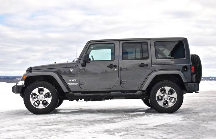 SUV Review: 2017 Jeep Wrangler Unlimited Sahara