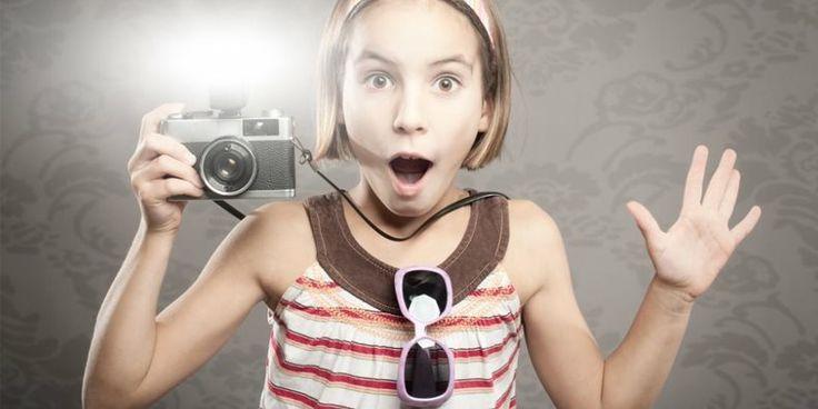 Por que saímos com os olhos vermelhos em fotografias tiradas com flash?
