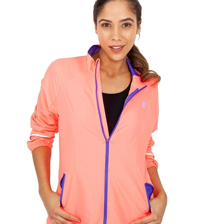 Prime Full-Zip Water Resistant Jacket