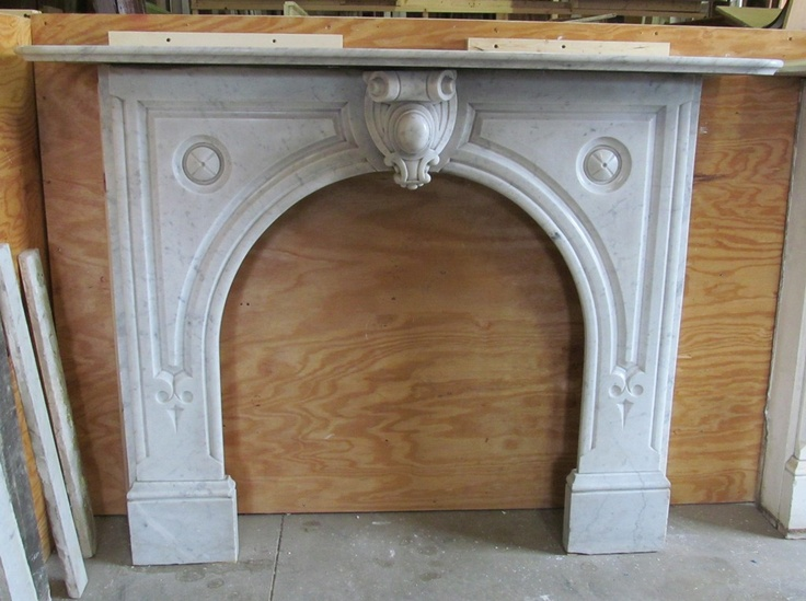 marble salvaged fireplace mantel - 17 Best Images About Fireplace Mantel Ideas On Pinterest Rustic