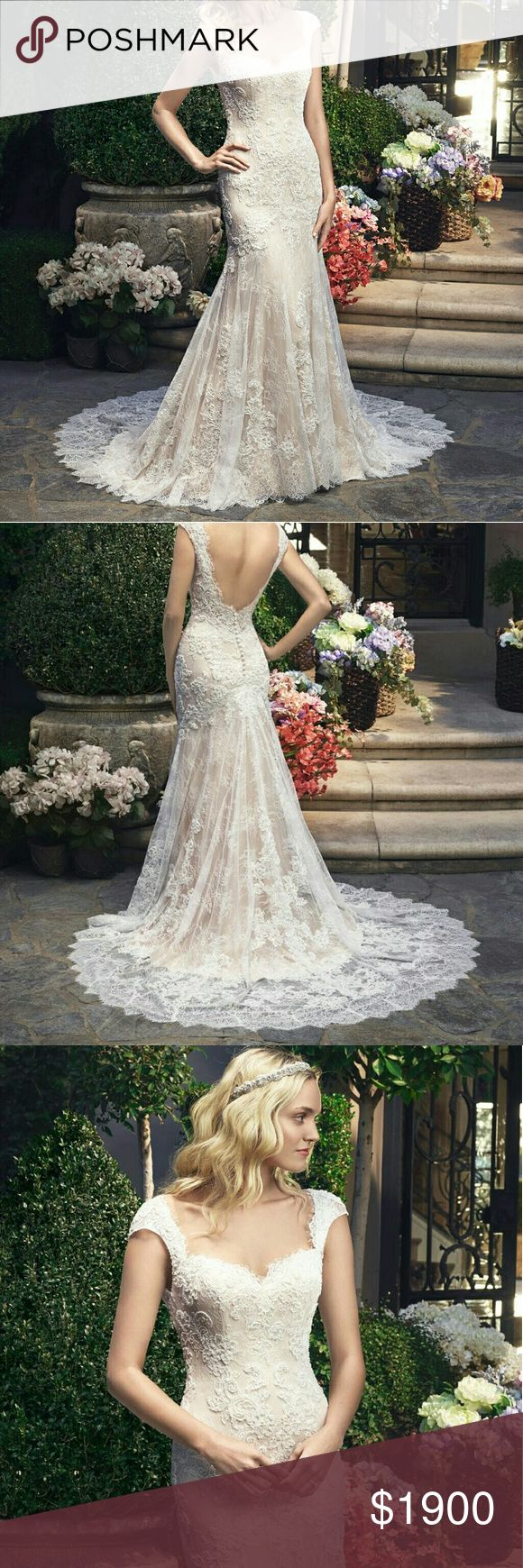 Wedding Dress Casablanca #2215 NEW Wedding Dress Casablanca Dresses Wedding