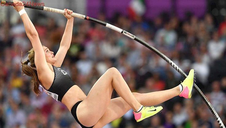 Alysha Newman seeks win, not perfection at Diamond League final