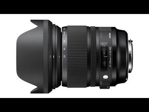 Sigma 24-105 f/4 Review vs Canon 24-105 f4 - YouTube
