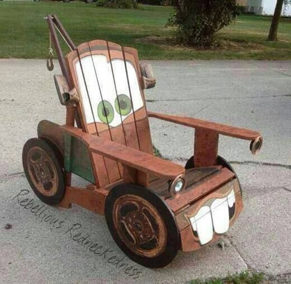 Cool Mater Chair ..