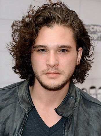 'Game of Thrones' Star Kit Harington 'Not Allowed to Cut' His Hair (Video)
