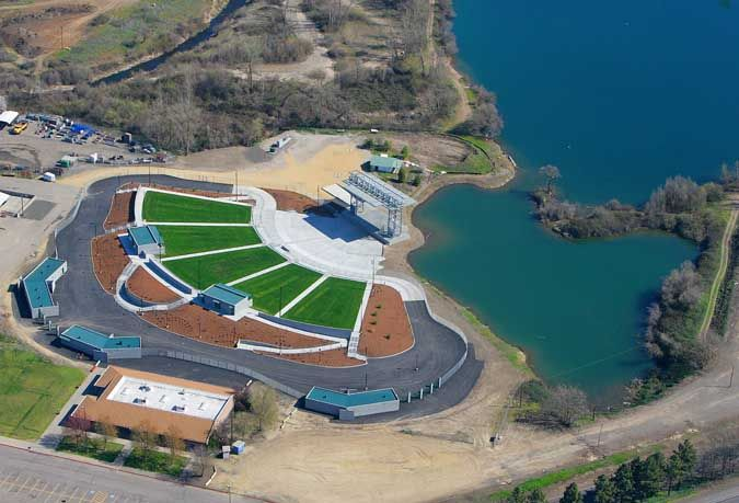 Lithia Amphitheater at The Expo, Central Point, Oregon