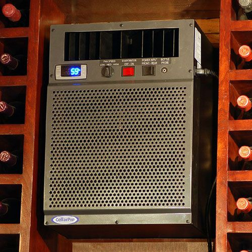 Wine Cellar Cooling Unit