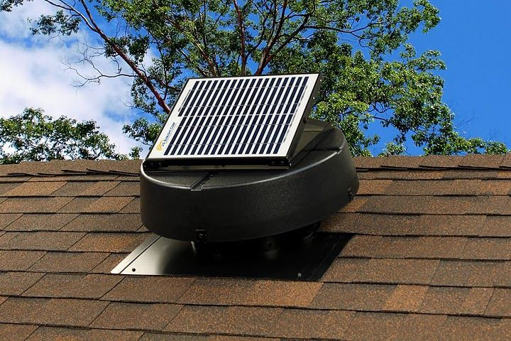 Solar Powered Attic Fans are Cost Effective for Keeping Your Attic Cool and Dry - http://www.homeadditionplus.com/attic_info/Solar_Powered_Attic_Fans.htm