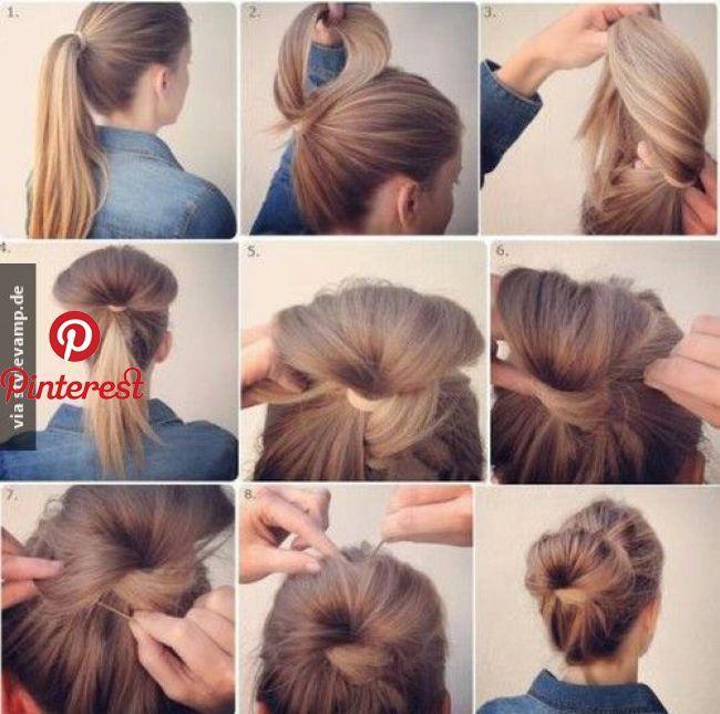 Flip Roll Bun Frisuren Pinterest Pinterest Hair Hair Styles And Hair Flip Roll Bun Frisuren Pinterest Nurse Hairstyles Hair Styles Bun Hairstyles