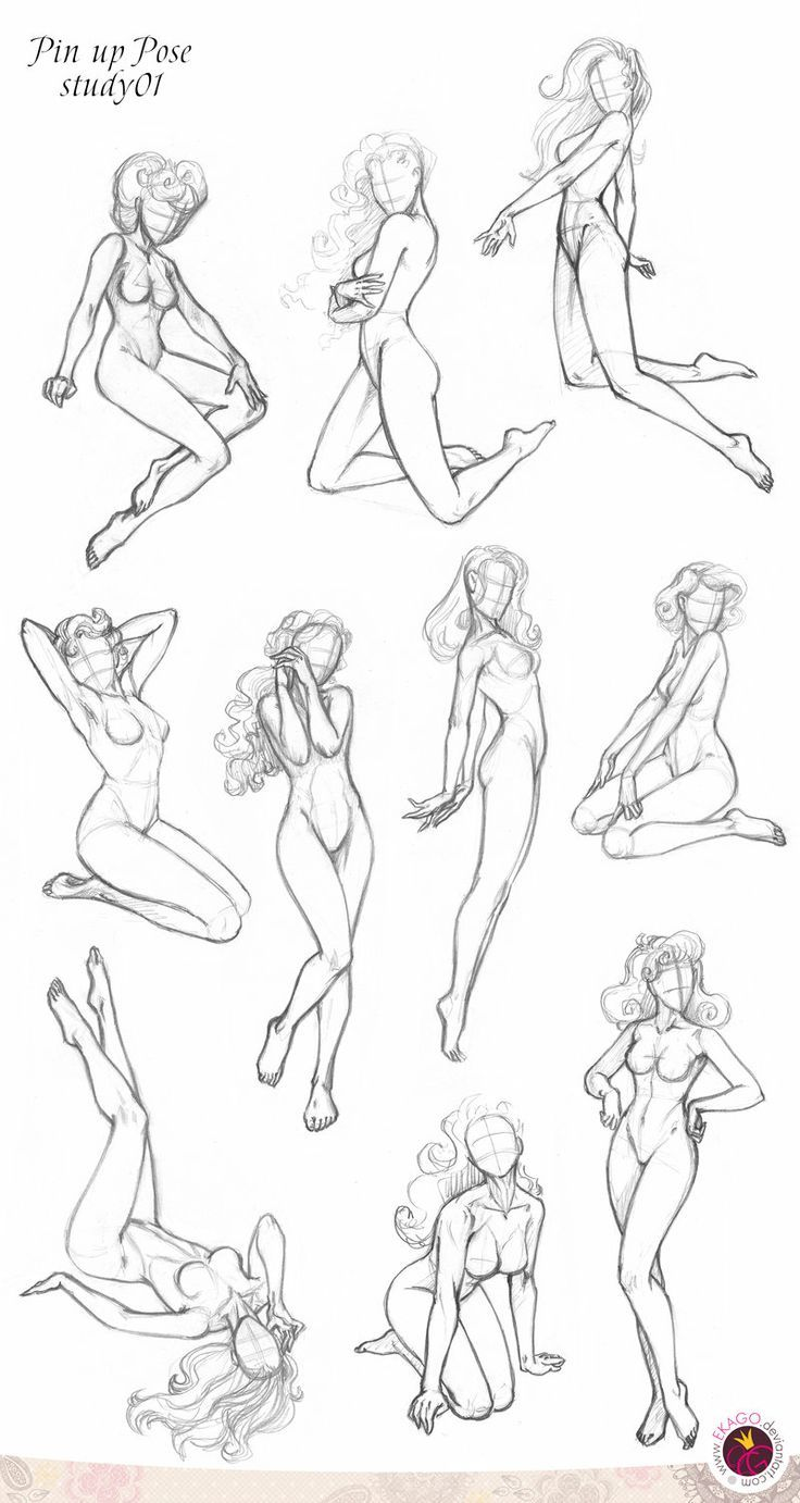 best ideas about female pose reference drawing you can use these postures but if you use this ref put the link on my da or this art please thanks 422 pin up ten pose