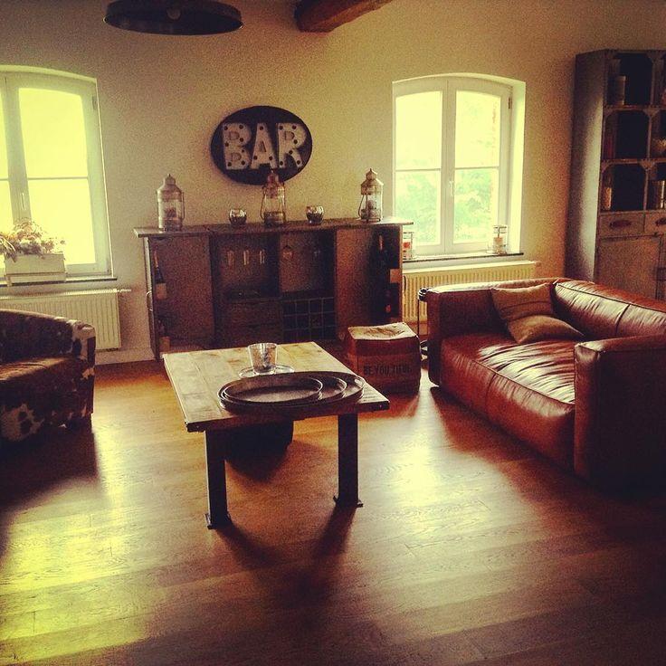 #BARAK7 showroom #industriele #meubels #sofa #dressoir #bar #poef #zetel www.barak7.nl