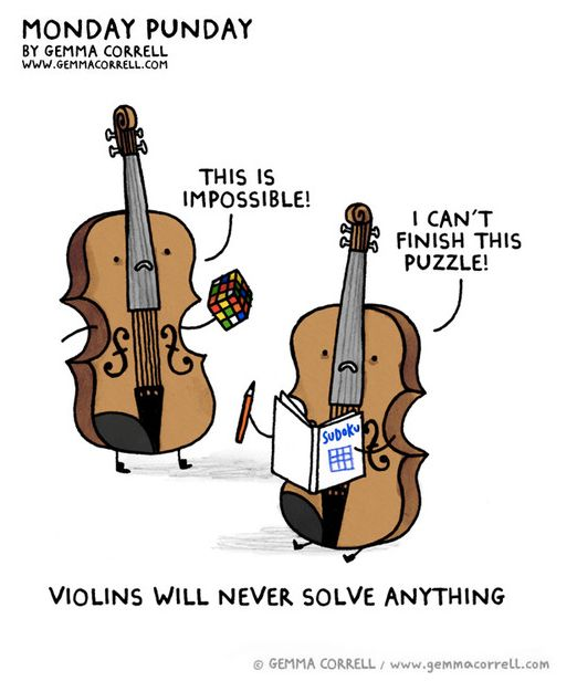 Music Humor......I Don't Find It That Funny Since I'm A