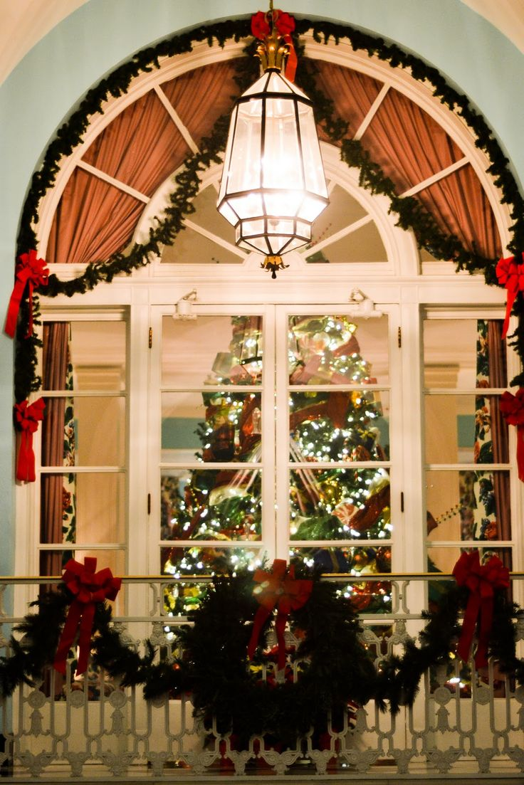 Welcome to a Christmas at the Greenbrier. Part of my going ...