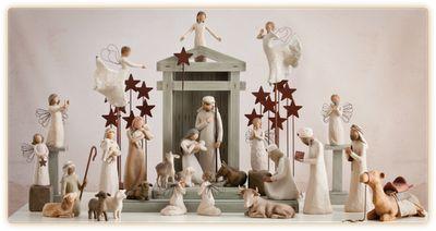 nativity sets for sale | Marvelous Multiagers!: Christmas Survey!!