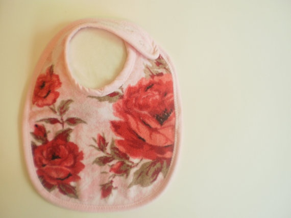 EcoFriendly Baby Bib SetAdjustable Snap by LoverOfLifeDesigns, $19.00