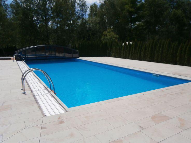 Samonosný bazén - Obdĺžnik - hranatý