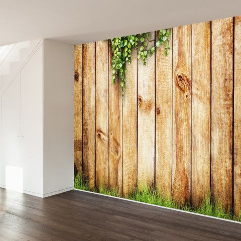 Wilson's Fence Wall Mural Decal