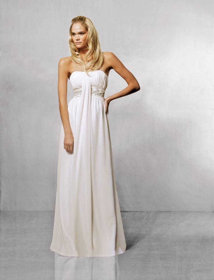 awesome Свадебные платья для беременных (50 фото) — Как выбрать лучшее?