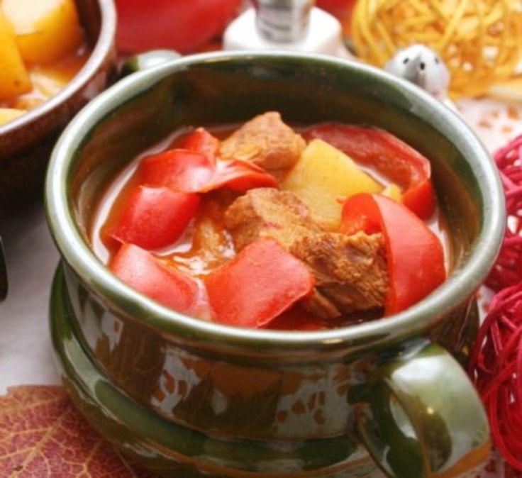 Zupa gulaszowa przepis > zupa gulaszowa
