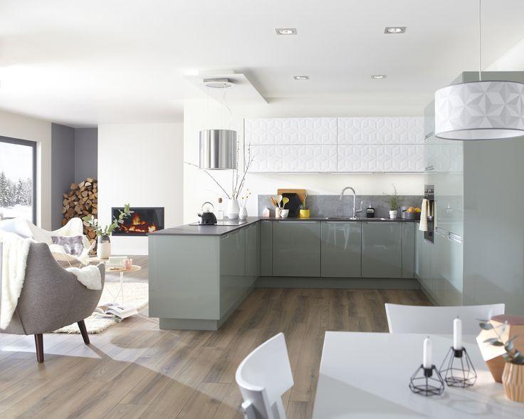 257 best images about cuisine on pinterest coins kitchenettes and inspiration. Black Bedroom Furniture Sets. Home Design Ideas