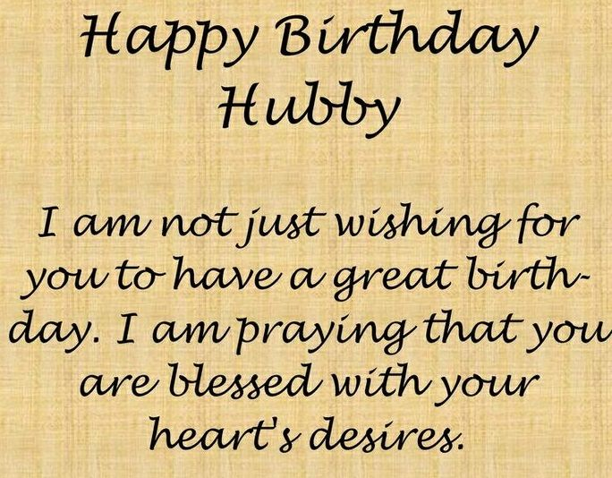 Happy Birthday Husband wishes, messages, images, quotes