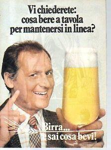 Birra Peroni by Renzo Arbore