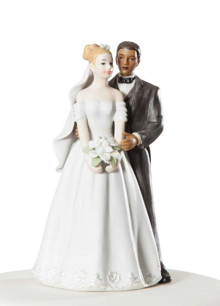 Interracial Cake Toppers Amazon